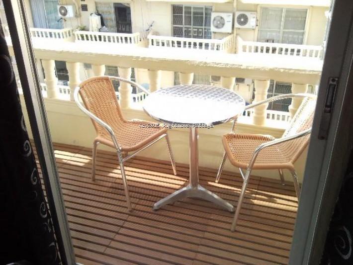 studio condo in central pattaya for rent nirun grandville  to rent in Central Pattaya Pattaya