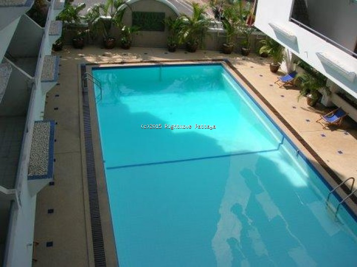 2 bedroom condo in pratumnak for rent jomtien hill resort  to rent in Pratumnak Pattaya