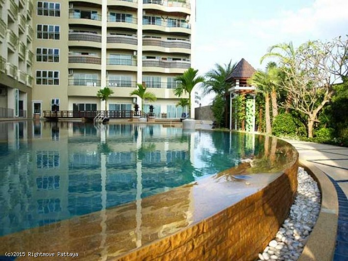 3 bedroom condo in jomtien for sale the residence  for sale in Jomtien Pattaya