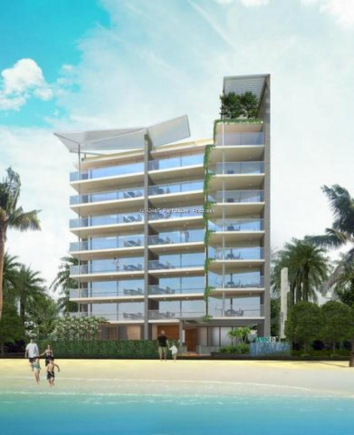 studio condo in na jomtien for sale waters edge1426724535  for sale in Na Jomtien Pattaya