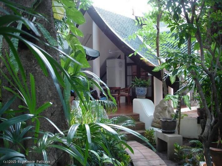 1 Bedroom House For Rent In Jomtien-jomtien Palace