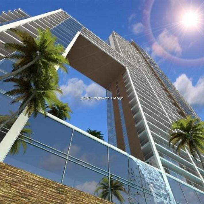 studio condo in south pattaya for sale waterfront1762867009  for sale in South Pattaya Pattaya