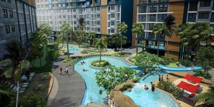 studio condo in jomtien for sale laguna beach resort 21296210249  for sale in Jomtien Pattaya