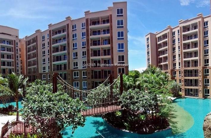 Rightmove Pattaya 1 bedroom condo in jomtien for sale atlantis   till salu i Jomtien Pattaya