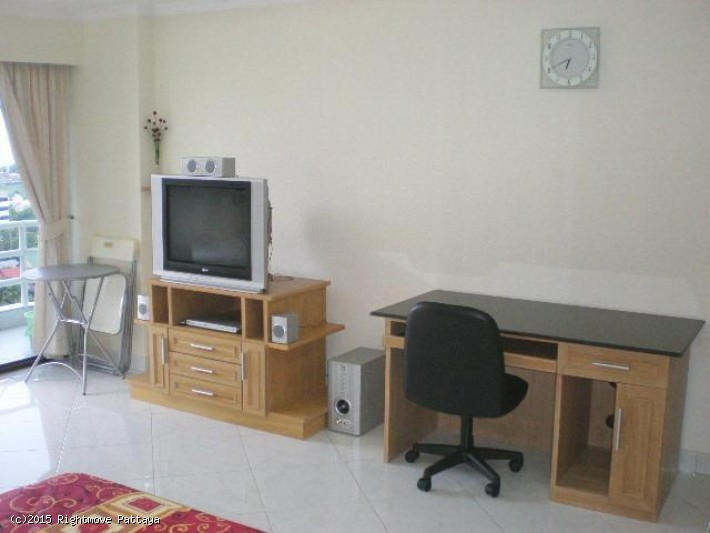 pic-4-Rightmove Pattaya studio condo in jomtien for rent view talay 2 a587361015   to rent in Jomtien Pattaya