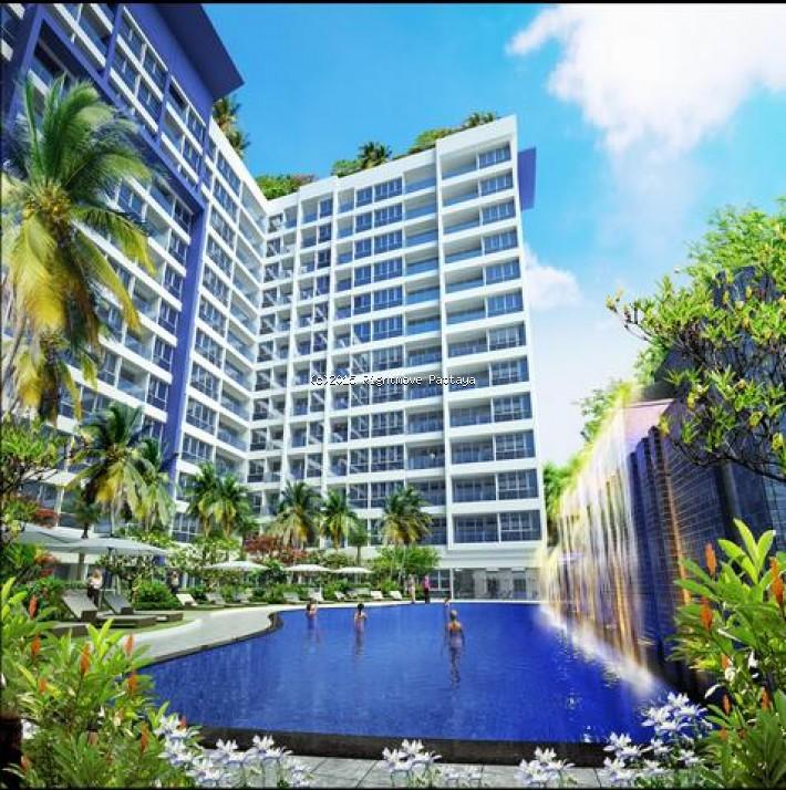 2 bedroom condo in na jomtien for sale nam talay  for sale in Na Jomtien Pattaya