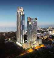 Centric Sea Condo In Central Pattaya