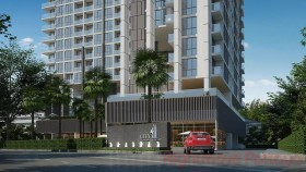 City Garden Tower Condo In South Pattaya