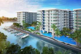 1 Bed Condo For Sale In Na Jomtien - Whale Marina