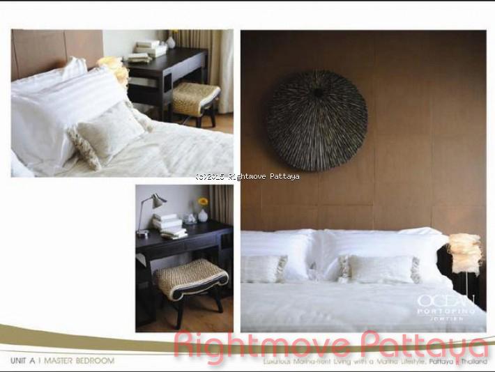 pic-5-Rightmove Pattaya 2 bedroom condo in na jomtien for sale ocean portofino1551081155   per la vendita In Na Jomtien Pattaya
