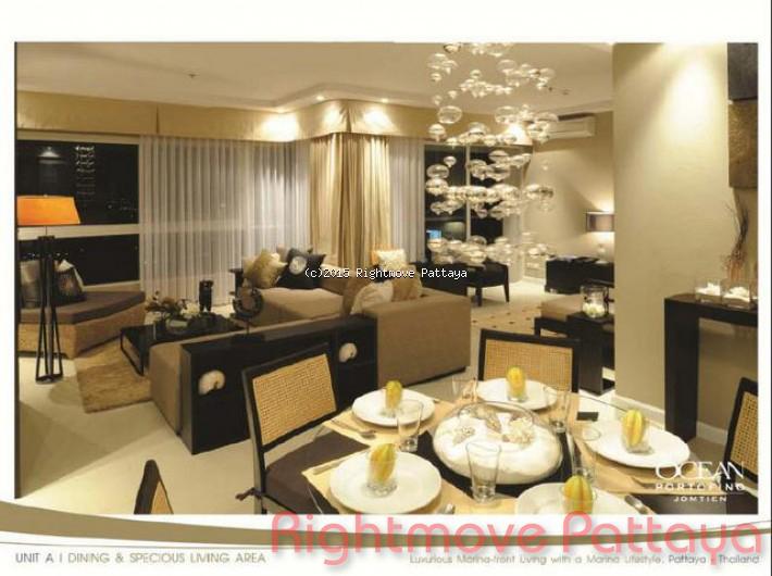 pic-4-Rightmove Pattaya 2 bedroom condo in na jomtien for sale ocean portofino1551081155   per la vendita In Na Jomtien Pattaya