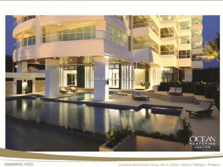 1 bedroom condo in na jomtien for sale ocean portofino408706418    till salu i Na Jomtien Pattaya
