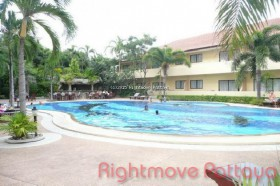 1 Bed Condo For Sale In Jomtien - View Talay Residence 2
