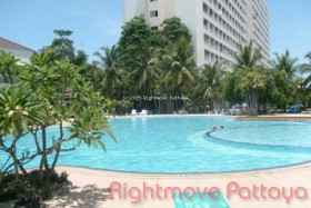1 Bed Condo For Sale In Jomtien - View Talay 1B