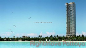 1 Bed Condo For Sale In Jomtien - Cetus Beachfront