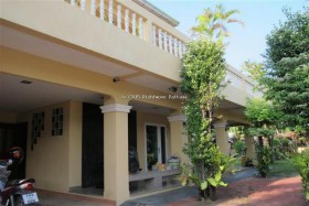 4 Beds House For Rent In East Pattaya - European Thai House