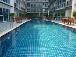 Studio Condo For Sale In Central Pattaya - The Avenue Residence