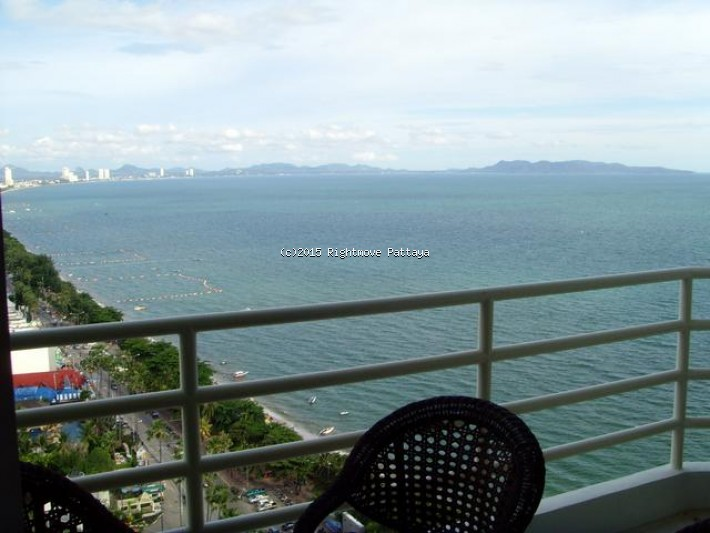Rightmove Pattaya studio condo in jomtien for rent view talay 71913751774   借りる で ジョムティエン パタヤ