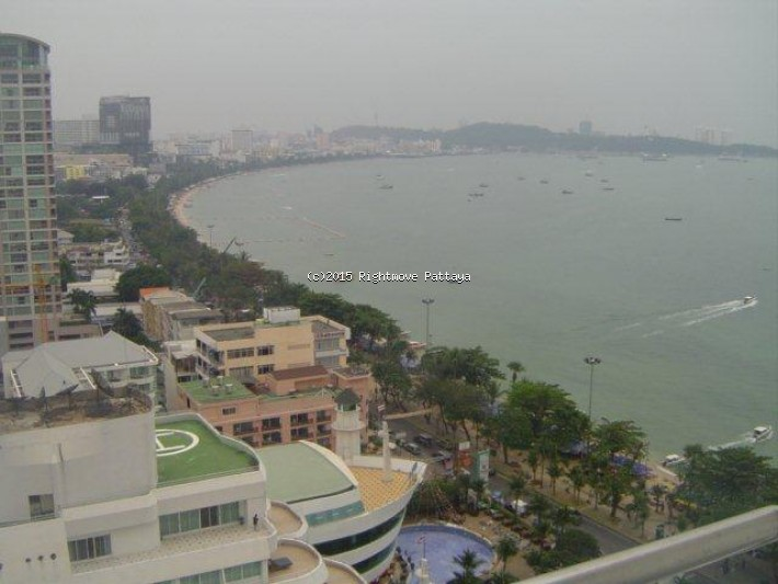 1 bedroom condo in north pattaya for rent markland  to rent in North Pattaya Pattaya