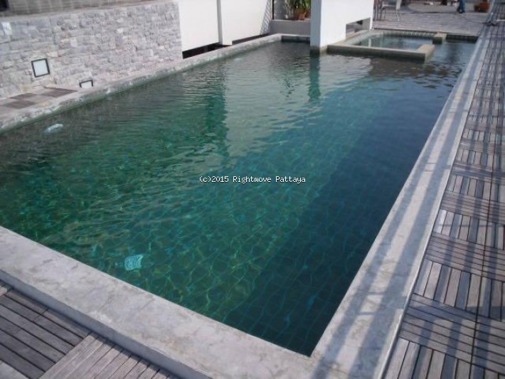 2 bedroom condo in north pattaya for rent citismart1439461450  to rent in North Pattaya Pattaya