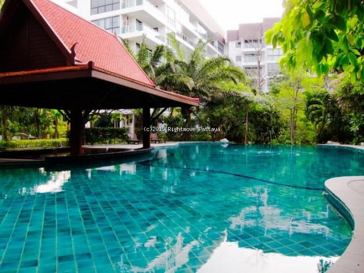 2 bedroom condo in jomtien for rent the park201668722    att hyra i Jomtien Pattaya