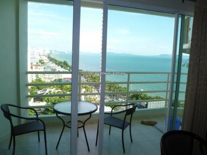 studio condo in jomtien for rent view talay 71977870544    att hyra i Jomtien Pattaya