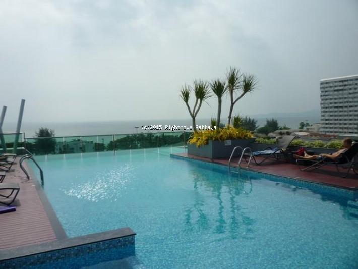 1 bedroom condo in jomtien for rent the gallery1886677472    att hyra i Jomtien Pattaya