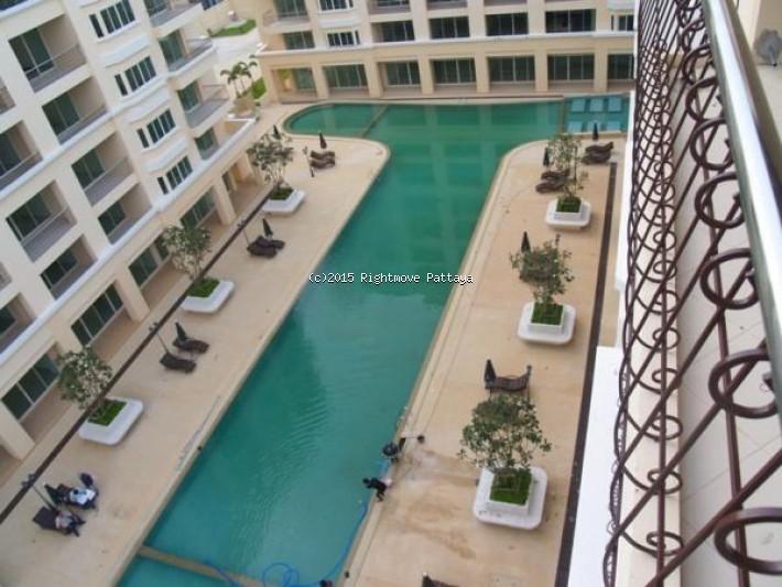 2 bedroom condo in jomtien for rent platinum suites    att hyra i Jomtien Pattaya