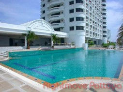 Studio Condo For Rent In Jomtien - Jomtien Complex