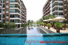 Studio Condo For Rent In Pratumnak - Diamond Suites