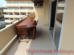 1 Bed Condo For Rent In Jomtien - View Talay Residence 4