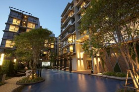 Studio Condo For Rent In Central Pattaya - @Mind Serviced Apartments