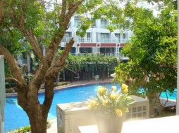 Studio Condo For Rent In Jomtien - Metro