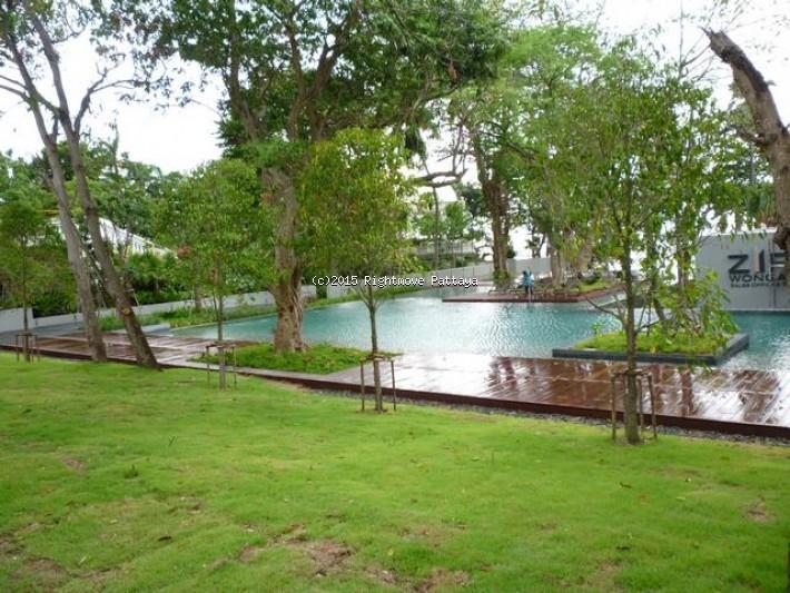 1 bedroom condo in wongamart naklua for rent zire918916422  租 在 黄艾买提 芭堤雅