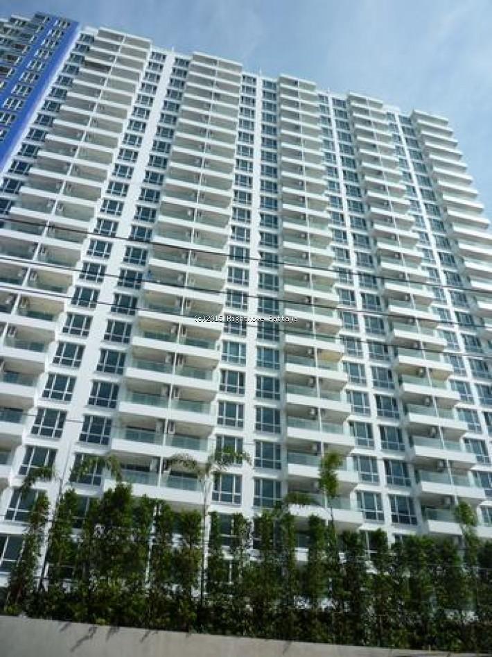 1 bedroom condo in pratumnak for sale the cliff2097352185    出售 在 Pratumnak 芭堤雅