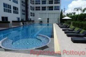 Studio Condo For Rent In South Pattaya - Novana Residence
