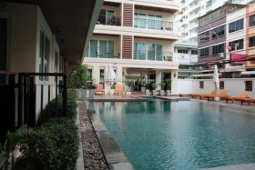 1 Bed Condo For Rent In Jomtien - Paradise Residence 2