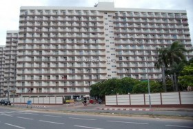 1 Bed Condo For Rent In Jomtien - Jomtien Beach Condo (Rimhad)