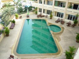 Studio Condo For Rent In Jomtien - View Talay Residence 4
