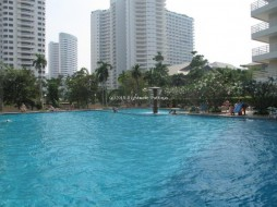 Studio Condo For Rent In Jomtien - View Talay 5 C