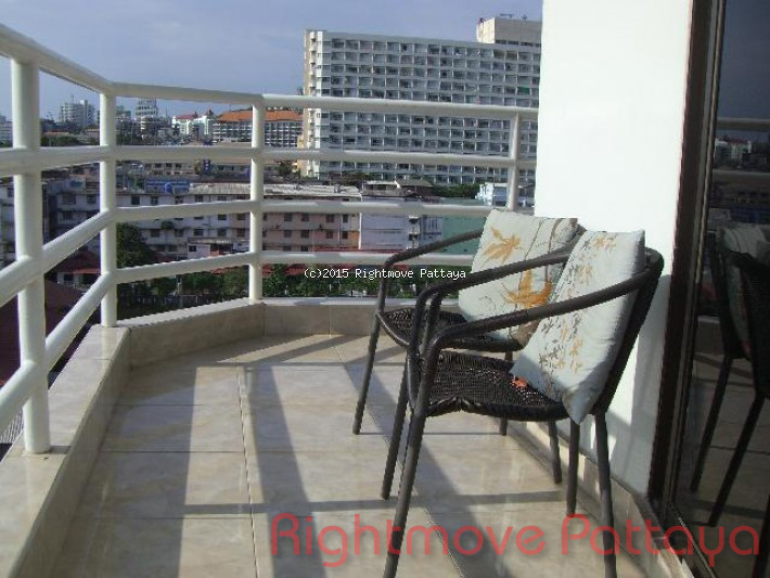 1 bedroom condo in jomtien for sale view talay 2 a1513538085    出售 在 宗滴恩 芭堤雅