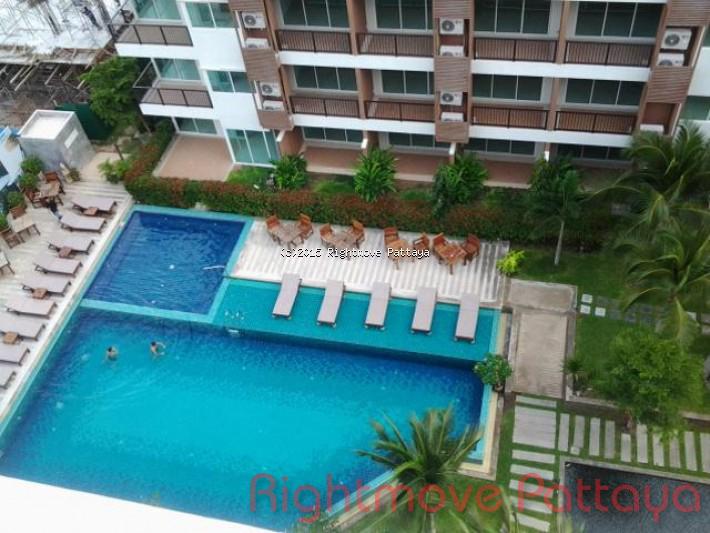 1 bedroom condo in pratumnak for sale diamond suites465976955    出售 在 Pratumnak 芭堤雅