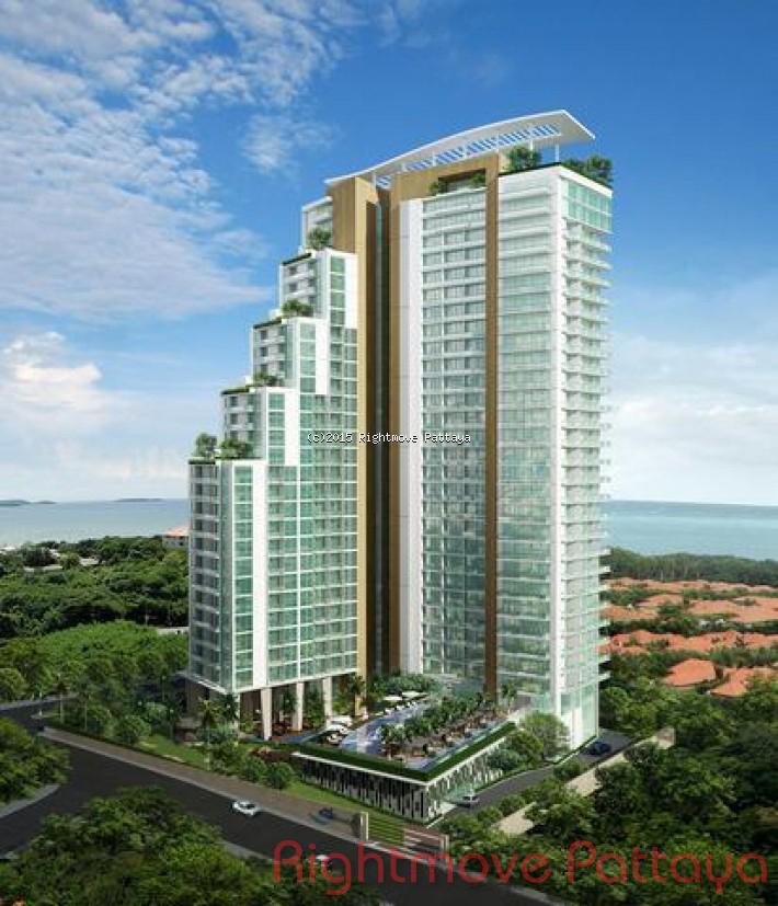 1 bedroom condo in pratumnak for sale peak towers458539708    出售 在 Pratumnak 芭堤雅