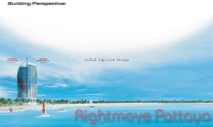 Rightmove Pattaya 2 bedroom condo in na jomtien for sale movenpick white sands beach   出售 在 宗甸娜 芭堤雅