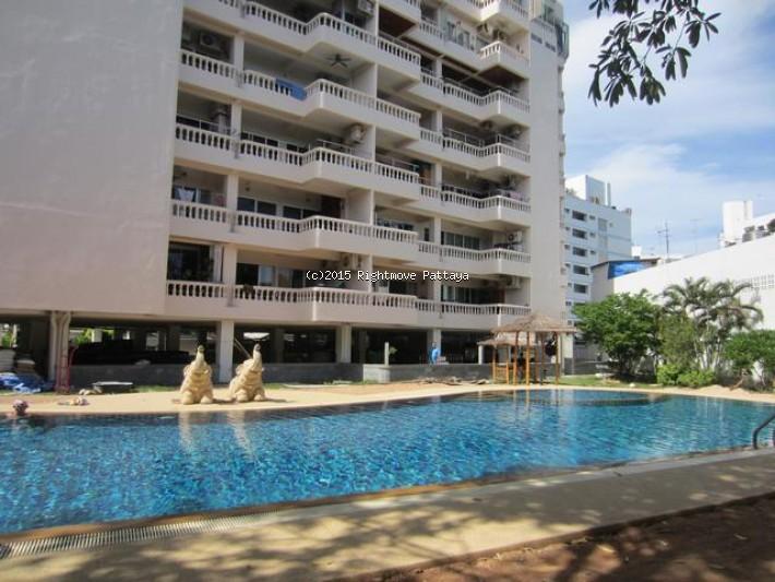 Rightmove Pattaya 1 bedroom condo in pratumnak for sale ruamchok 2   for sale in Pratumnak Pattaya