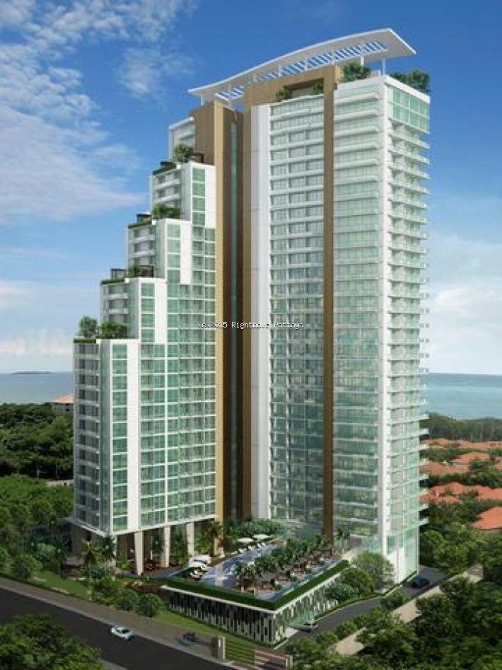 1 bedroom condo in pratumnak for sale peak towers1764379195    出售 在 Pratumnak 芭堤雅