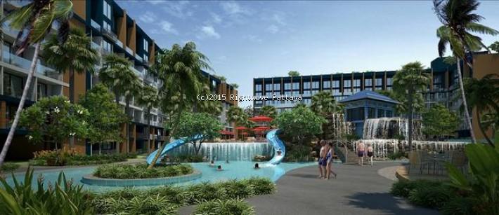 studio condo in jomtien for sale laguna beach resort 32109134378  for sale in Jomtien Pattaya