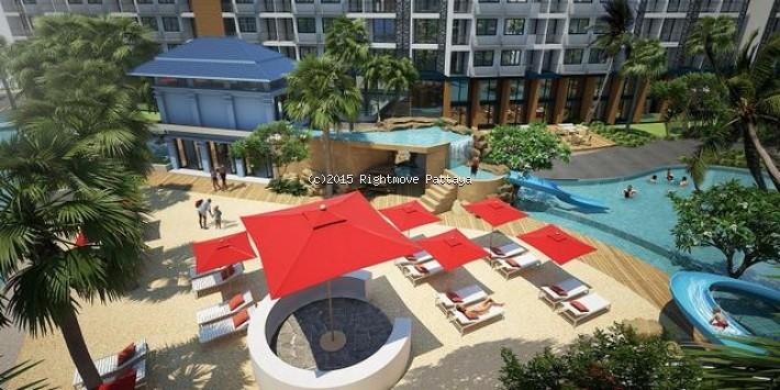 studio condo in jomtien for sale laguna beach resort 2504202235  for sale in Jomtien Pattaya
