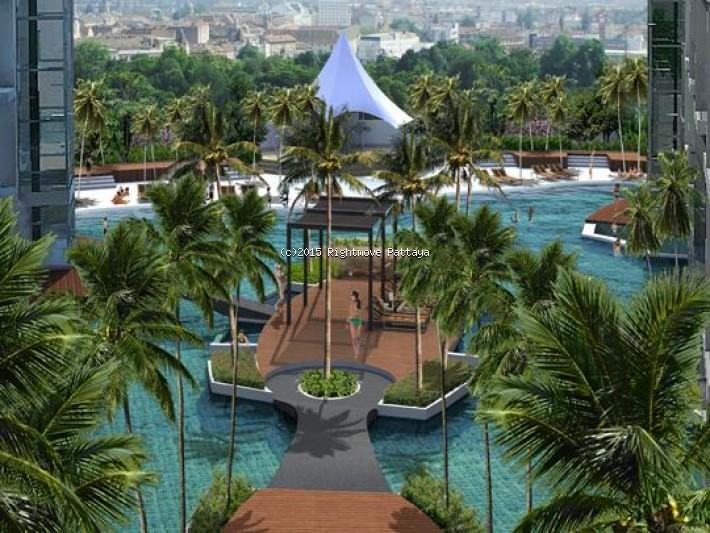 Condominiums  in Pratumnak Pattaya