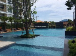 1 Bed Condo For Sale In South Pattaya - The Trust Residence